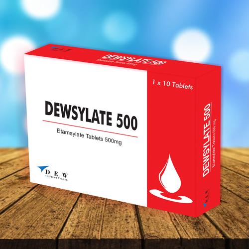 DEWSYLATE 500